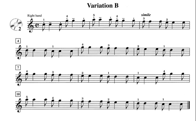On the Rhythm Part 2: Long and Short sounds