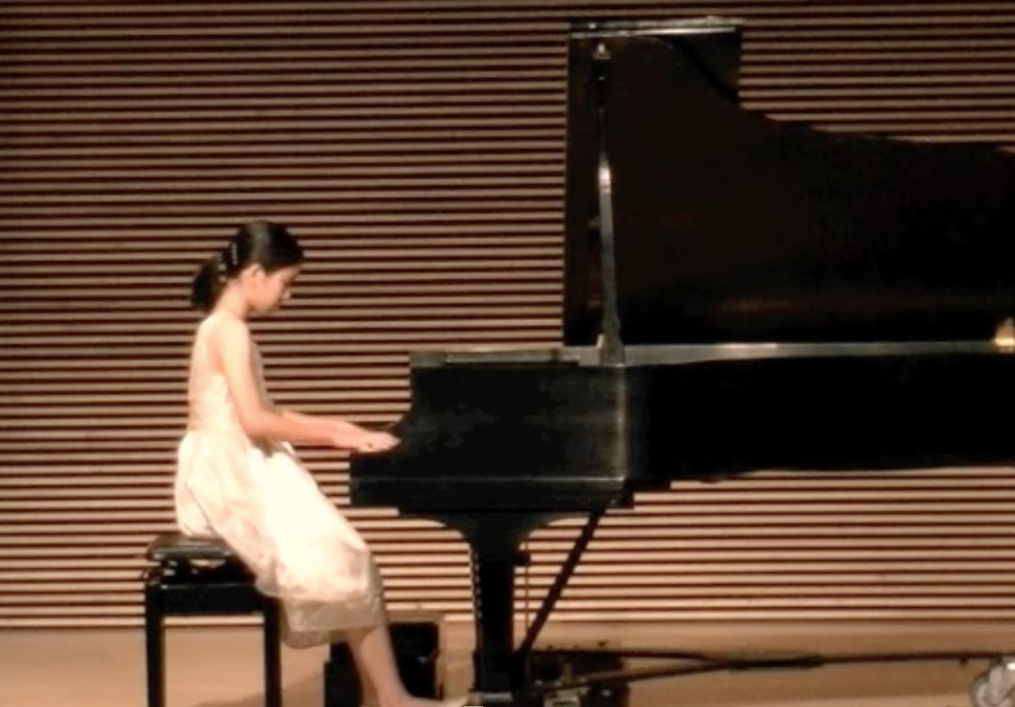 Suzuki Piano Practice Sheet