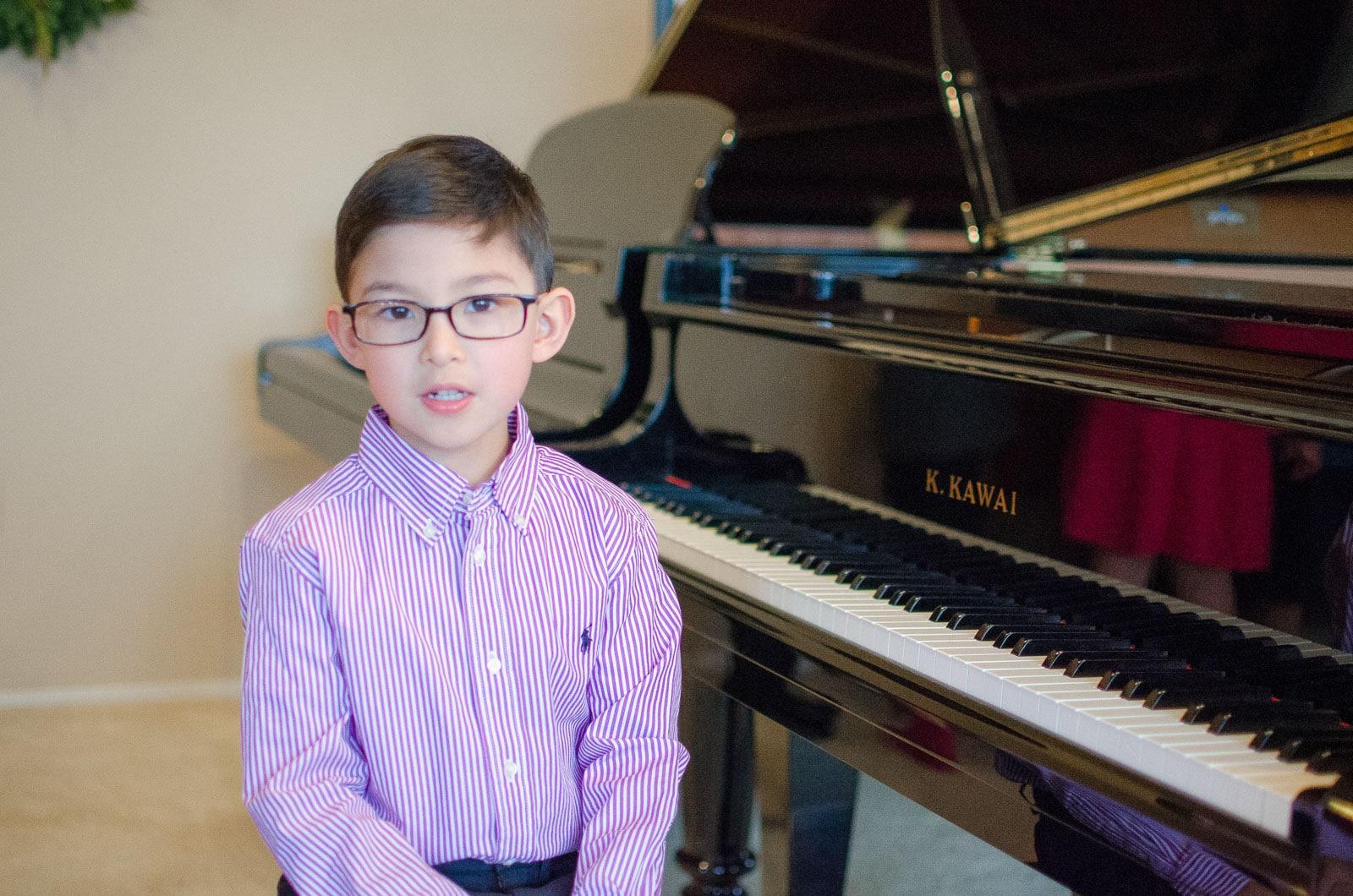 Suzuki Method Piano Lesson Books